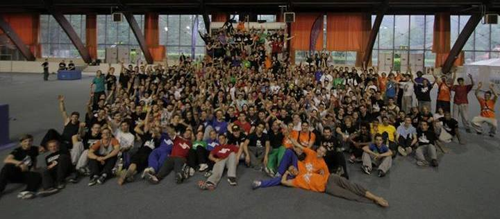 photo de groupe - weekend FPK 2014